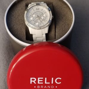 Relic by Fossil watch